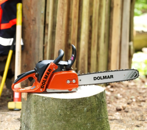 a p andreou brothers ltd commercial petrol chain saw ps 350c dolmar. Black Bedroom Furniture Sets. Home Design Ideas